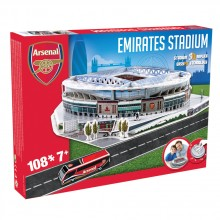 Пъзел 3D Стадион ARSENAL UK 3735
