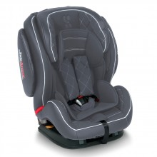 LORELLI PREMIUM Стол за кола 9-36 кг MARS+SPS ISOFIX LEATHER GREY 1007107/1838