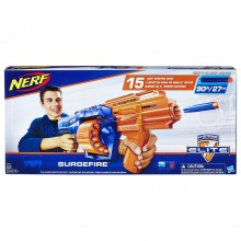 NERF N-STRIKE ELITE Бластер SURGEFIRE E0011