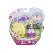 DISNEY PRINCESS Мини кукла MAGICAL MOVERS E0067