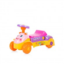 CHIPOLINO Ride-on МУЛТИ РОЗОВ ROCMF0172PI