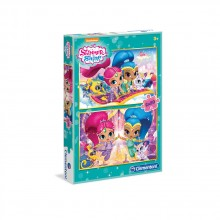 CLEMENTONI Пъзел SHIMMER AND SHINE 7028