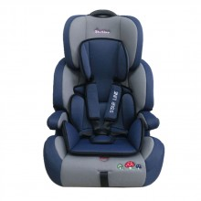 BEBINO Стол за кола 9-36 кг. STAR LINE DARK BLUE+GRAY