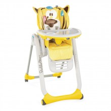 CHICCO J0509.3 Стол за хранене POLLY 2 START 4 PEACEFUL JUNGLE