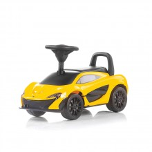 CHIPOLINO Ride-on MCLAREN P1 ЖЪЛТ ROCMCLP12YE