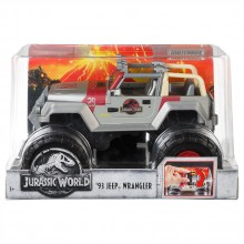 JURASSIC WORLD Кола JEEP WRANGLER FMY48