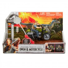 JURASSIC WORLD FIGURES LINE Фигура преследвач FMM32