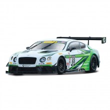 MAISTO TECH Кола BENTLEY CONTINENTAL GT3 81147