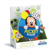 CLEMENTONI BABY Музикална кутия DISNEY MICKEY MOUSE 17211