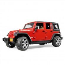 BRUDER Джип JEEP WRANGLER RUBICON 02525