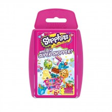 TOP TRUMPS Карти SHOPKINS WM02301