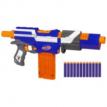 NERF Бластер N-STRIKE ELITE ALPHA TROOPER A3698