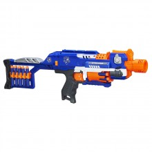 NERF Бластер N-STRIKE ELITE STOCKADE 98695
