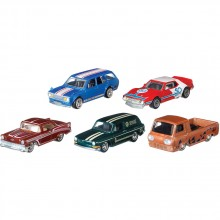 HOT WHEELS Количка CORE 50TH ANNIVERSARY FLF35