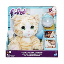 FurReal Friends Коте CARA E0418
