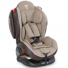 LORELLI PREMIUM Стол за кола 0-25 кг ARTHUR+SPS ISOFIX LEATHER BEIGE 1007106/1839