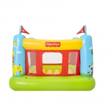 BESTWAY FISHER PRICE Надуваем батут за скачане 93553