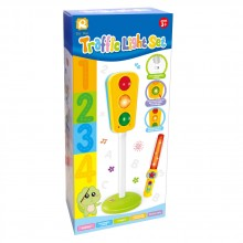 TRAFFIC LIGHT SET Светофар 1106A