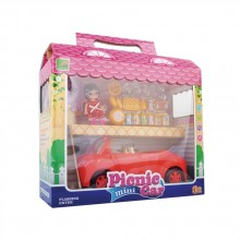 PICNIC MINI CAR Кола с кукла 1507U177