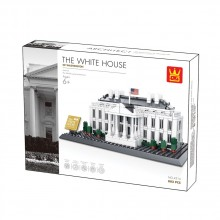 WANGE Конструктор THE WHITE HOUSE 1805K1284/4214