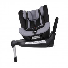 MOUNTAIN BUGGY Стол за кола 0-18 кг. SAFE ROTATE ISOFIX 360° СИВО+ЧЕРНО 0246