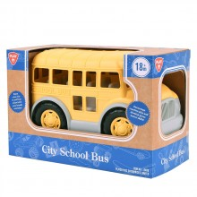 PlayGo Училищен автобус CITY SCHOOL BUS 9408
