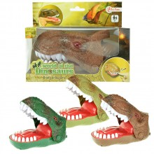 TTOYS Игра ХАПЕЩ ДИНОЗАВЪР WORLD OF THE DINOSAURS 37980