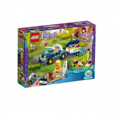 LEGO FRIENDS Бъгито с ремарке на Stephanie 41364