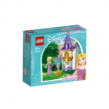 LEGO DISNEY PRINCESS Малката кула на Рапунцел 41163