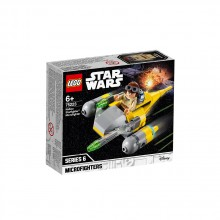 LEGO STAR WARS Naboo Starfighte Microfighter 75223
