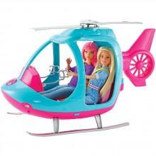BARBIE I CAN BE TRAVEL Хеликоптер FWY29
