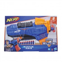 NERF Бластер N-STRIKE ELITE RUKKUS ICS E2654