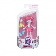 MY LITTLE PONY Кукла с тоалети EQ GIRLS MINIS E3134