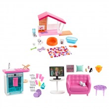 BARBIE ESTATE FURNITURE Мебели за дома FXG33