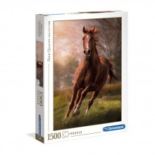 CLEMENTONI Пъзел HQ COLLECTION THE HORSE 31811