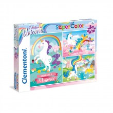 CLEMENTONI Пъзел I BELIEVE IN UNICORNS 25231