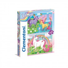 CLEMENTONI Пъзел I BELIEVE IN UNICORNS 24754