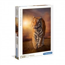 CLEMENTONI Пъзел HQ COLLECTION TIGER 31806