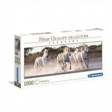 CLEMENTONI Пъзел HQ COLLECTION RUNNING HORSES 39441