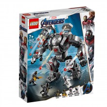 LEGO SUPER HEROES Разбиване на War Machine 76124