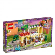 LEGO FRIENDS Ресторант Хартлейк Сити 41379