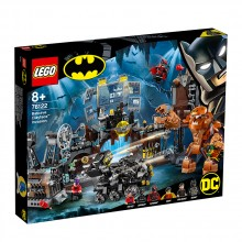 LEGO SUPER HEROES Clayface™ напада пещерата на прилепа 76122