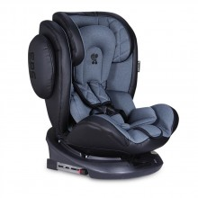 LORELLI PREMIUM Стол за кола 0-36 кг. AVIATOR ISOFIX 360° BLACK + DARK GREY 1007130/1902