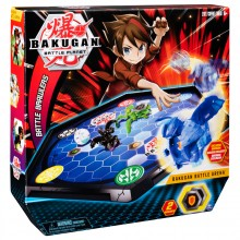 BAKUGAN BATTLE PLANET Бойна арена с топче 1 бр. BATTLE ARENA 6045142