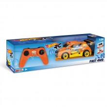 MONDO HOT WHEELS Кола R/C FAST 4WD 63310