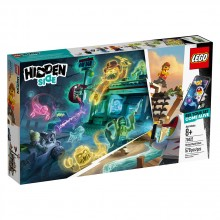 LEGO HIDDEN SIDE™ Нападение в ресторанта за скариди 70422
