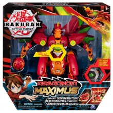 BAKUGAN BATTLE PLANET Комплект ULTRA BALL DRAGONOID MAXIMUS 6051243