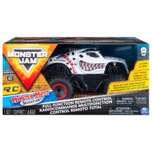 MONSTER JAM Джип 1:24 R/C MONSTER MUTT DALMATION 6044951