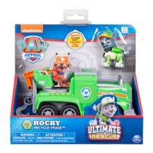 PAW PATROL Фигурка с превозно средство ULTIMATE RESQUE 6044192