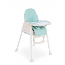 KIKKABOO Стол за хранене CREAMY LIGHT BLUE 31004010079